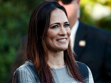 Melania Trump's spokeswoman named as new White House press secretary