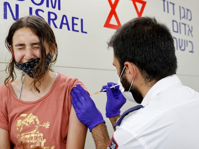 Israelis describe what it's like when your country vaccinates its way out of the pandemic – only for a Delta variant outbreak to fuel rising cases