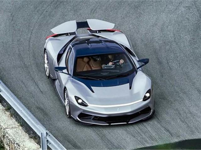 Pininfarina Battista to go on sale early next year