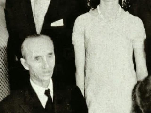 Princess Cecilia of Bourbon Parma (1935-2021)
