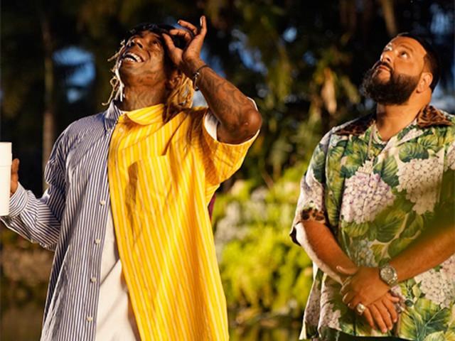 "DJ Khaled Shoots New Music Video With Lil Wayne & Jeremih In Miami For ""Khaled Khaled"" Album"