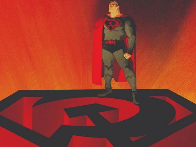 Warner Bros. Developing Live-Action Red Son Movie?