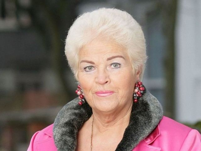 EastEnders' Pam St Clement 'seethed at co star' for accidentally calling her Pat