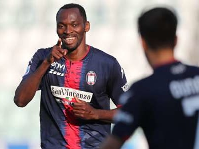 'Intelligent' Simy has quality to stay in Serie A - Crotone's Ursino