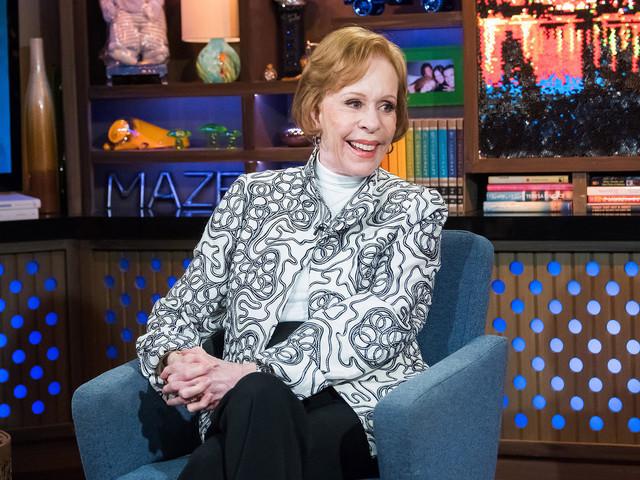 Carol Burnett to Receive Inaugural Special Golden Globe for Television Achievement