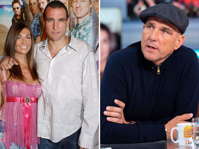 Vinnie Jones says he still cries every day a year on from wife Tanya's death but has stayed off booze for her