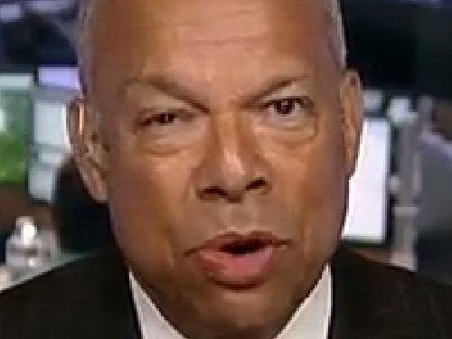 """Obama DHS Sec. Jeh Johnson: I Freely Admit We Detained Children, """"It Was Necessary"""""""