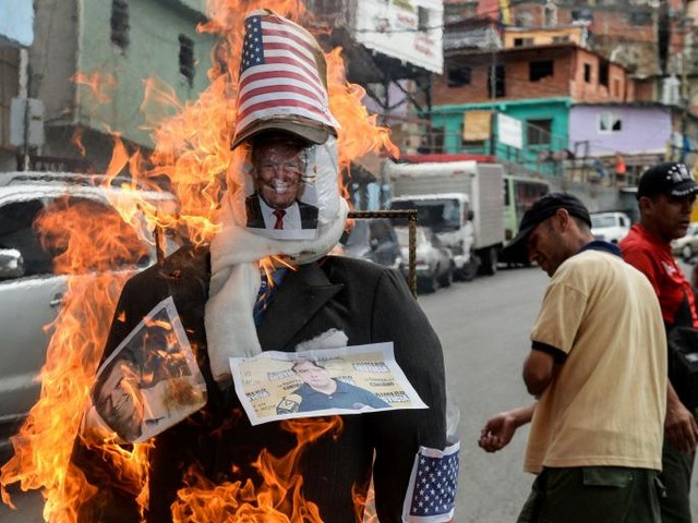 Why Does the Trump Administration Suddenly Care So Much About Venezuela?