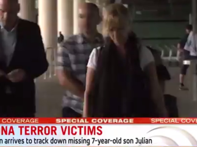 Barcelona Terror Attack: Julian Cadman's Father Arrives In Spain As Hopes Fade That Seven-year-old Survived