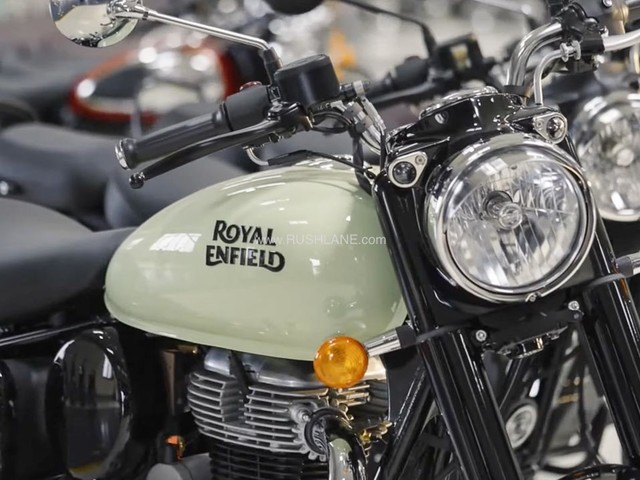 Royal Enfield Classic 350cc Launch Price Rs 1.84 L To Rs 2.51 L