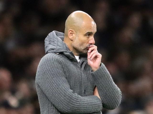 Pep Guardiola has to take the rap as Man City lose Champions League first leg vs Tottenham Hotspur