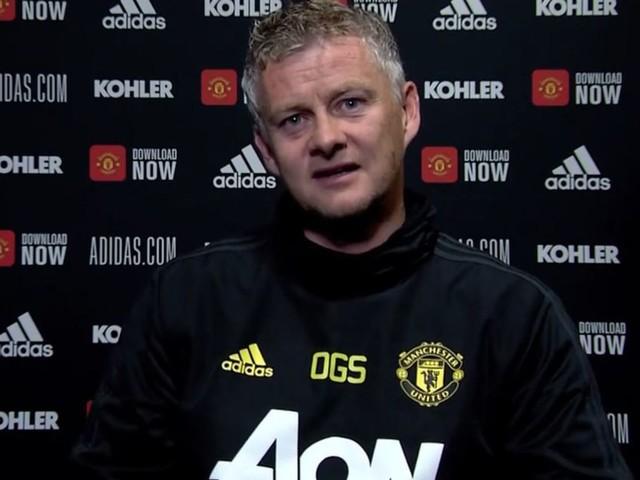 Ole Gunnar Solskjaer Manchester United press conference LIVE