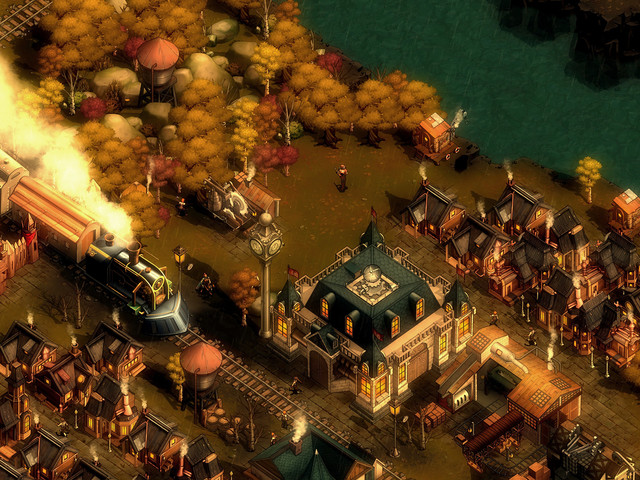 They Are Billions adds story campaign and leaves early access