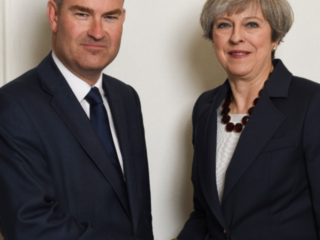 Tory conference: Gauke admits sanctions can harm mental health claimants