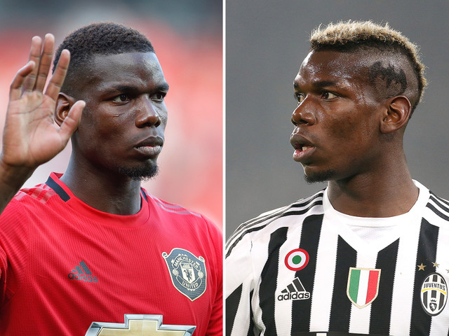 Paul Pogba 'would not mind' Juventus return from Man Utd, claims agent Mino Raiola in transfer blow to Real Madrid