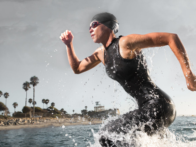 More Women Are Doing Triathlons Than Ever, Here's Why You Should Join Them