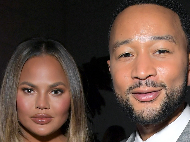 Chrissy Teigen Jokes That She & John Legend Are Breaking Up After Their Quarantine