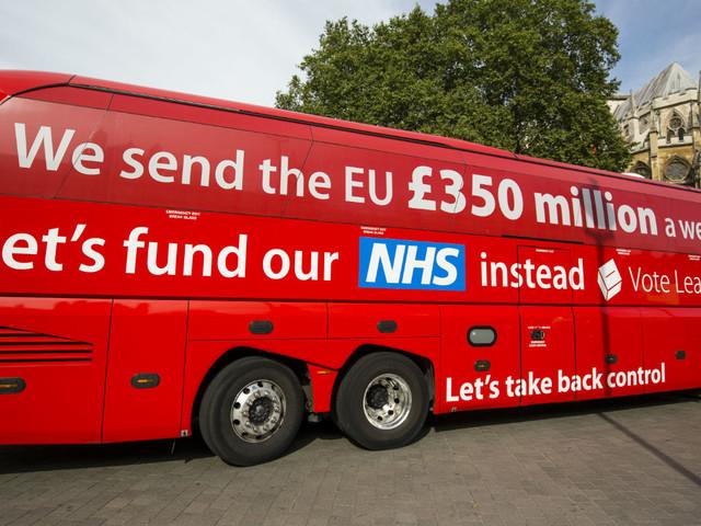 Could Brexit bus case scupper Boris Johnson's leadership bid?