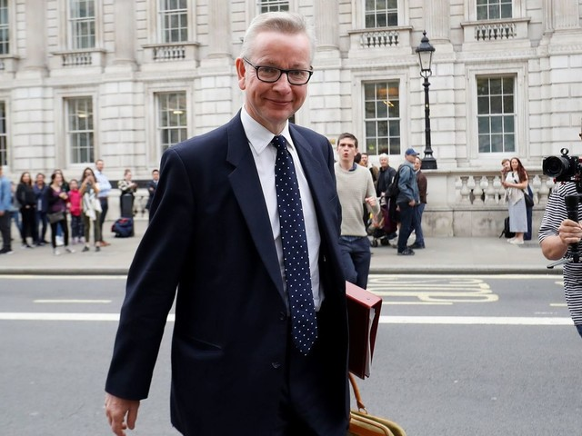 Gove pledges to scrap VAT after cocaine admission