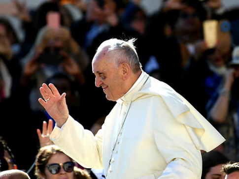 Pope Francis says no second chances for paedophile priests