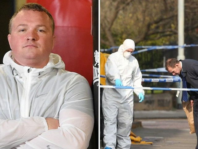 Bradley Welsh 'murder': Man charged over Trainspotting 2 actor's death