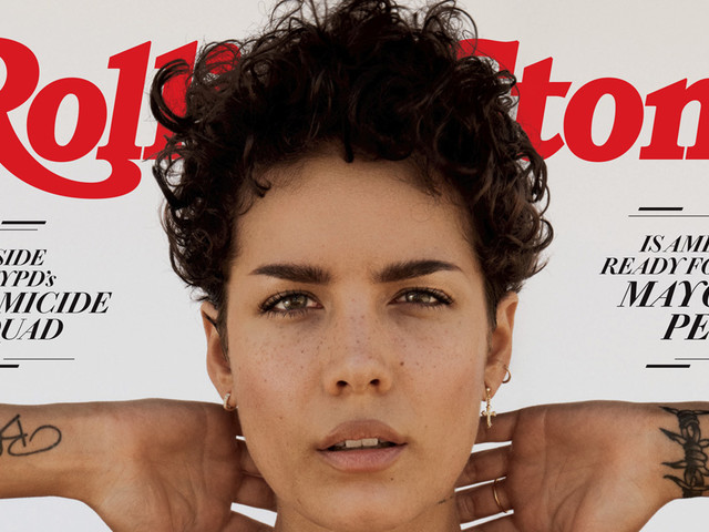 Halsey Reveals She's Been Committed Twice Since Becoming an Entertainer
