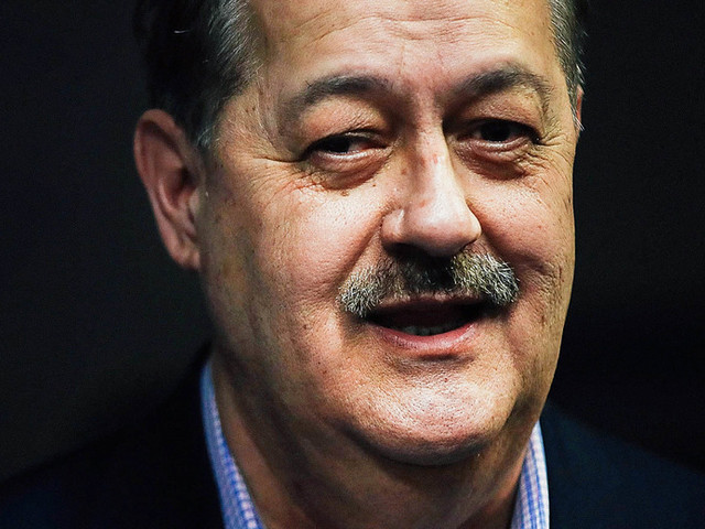 Don Blankenship's Southern Strategy
