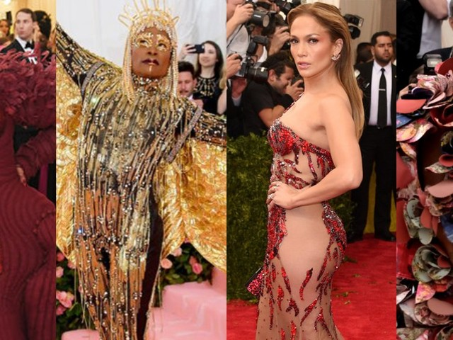 46 of the most outrageous looks from the Met Gala
