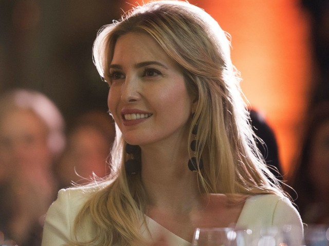 Ivanka Trump Claims She Had A 'Punk Phase,' But Folks Online Aren't Buying It