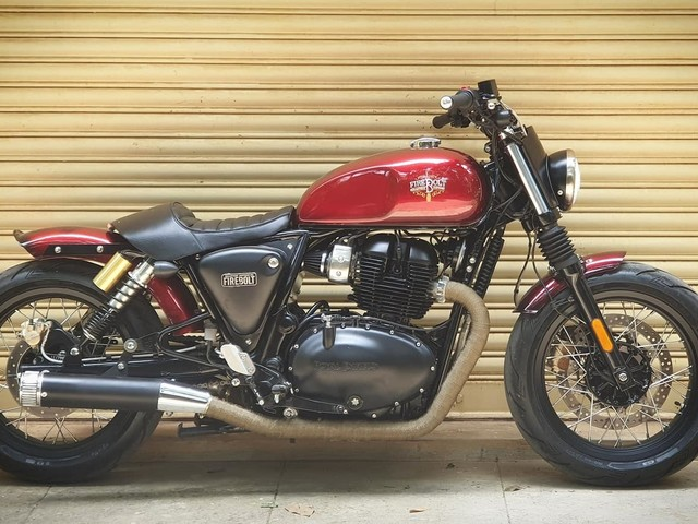 Is This The Most Beautiful Custom Royal Enfield Interceptor 650?