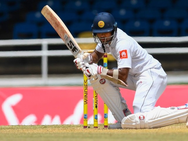 Chandimal out of third England Test too