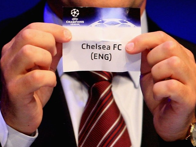Champions League Round of 16 draw: Chelsea to face PSG, Barcelona or Besiktas