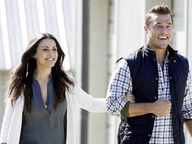 Chris Soules & Andi Dorfman Reunite For the First Time Since His Fatal Crash