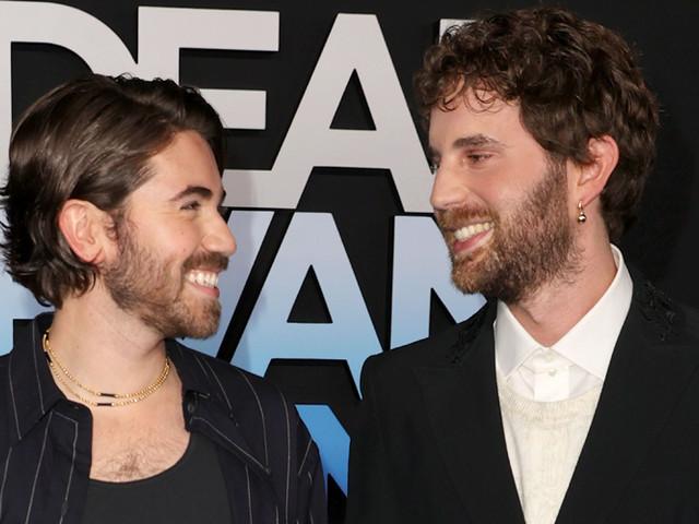 Ben Platt & Noah Galvin Make Their Red Carpet Debut at 'Dear Evan Hansen' Premiere