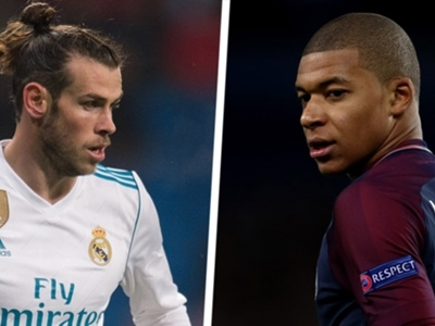 'Mbappe is much better than Bale' – PSG are Madrid's equals in attack, claims Roche