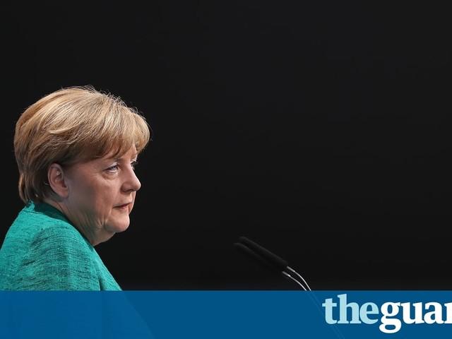 Angela Merkel leads G20 split with Trump over Paris agreement – video
