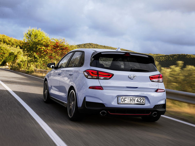 Hyundai i30 N 2018 review