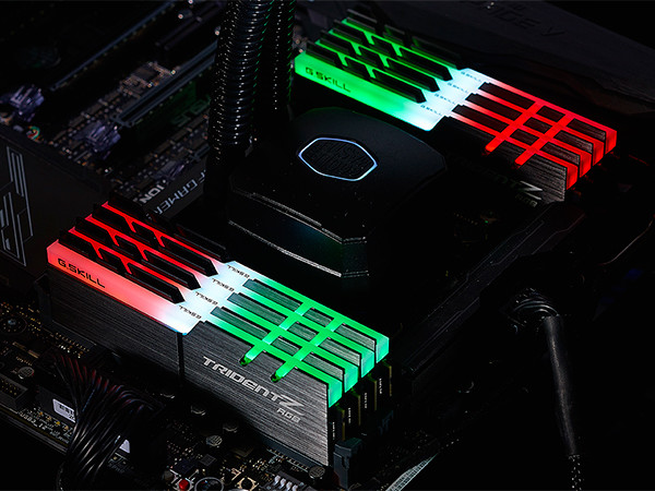 G.Skill Announces Trident Z RGB DDR4 Kits with 16 GB Modules, Up to 128 GB