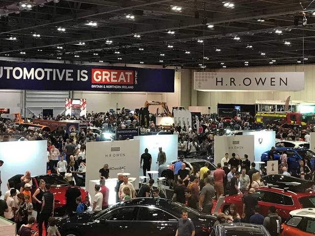 London Motor and Tech Show visitors to Play Their Cars Right
