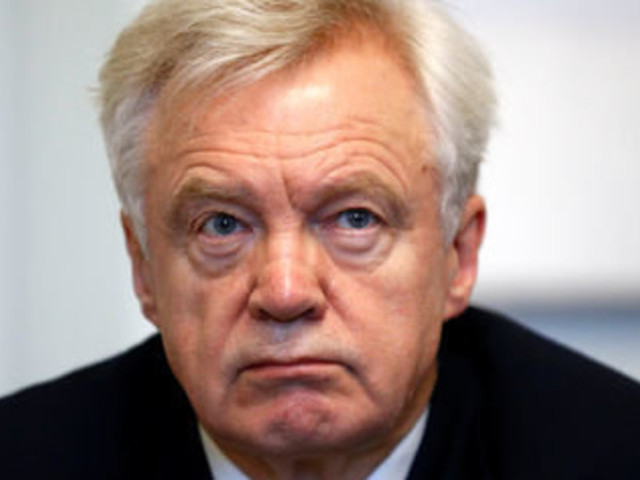 David Davis Refuses To Rule Himself Out Of A Tory Leadership Race