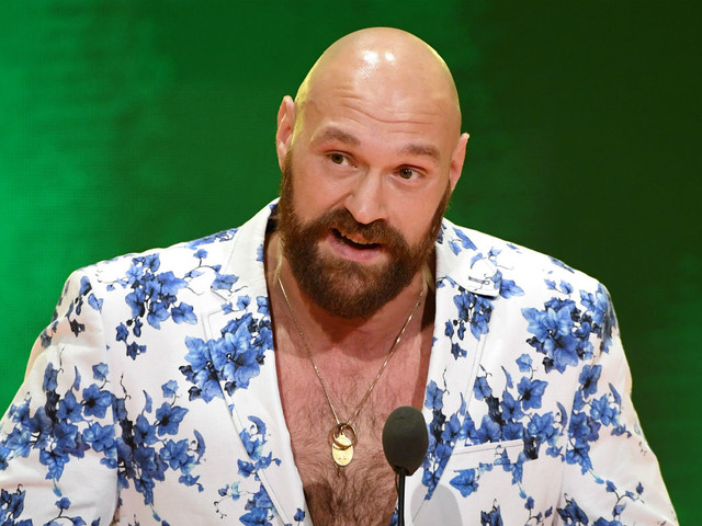 Sport shorts: Tyson Fury wants 'massive fight' with Anthony Joshua and Liverpool win High Court kit battle