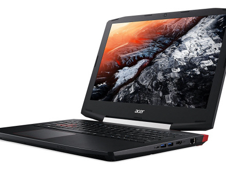 Game on for Aspire VX 15