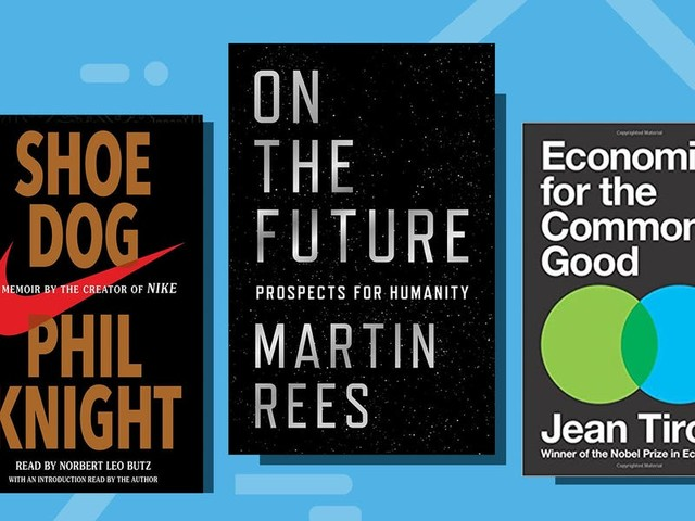 Here are the 20 economics, self-help, and strategy books C-suite execs are reading right now to get their firms through COVID-19