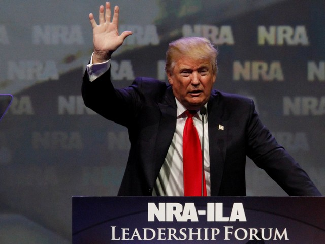 Trump bowing to the NRA and refusing to support background checks could be a death blow to the GOP winning back suburban women