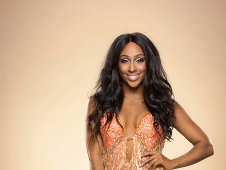 Alexandra Burke brings emotional start to Strictly Come Dancing