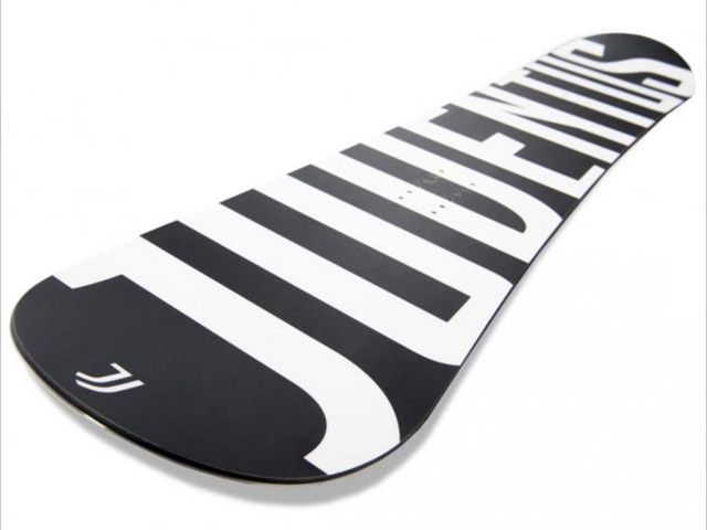 Pies' Christmas Football Gift Guide 2018: The Entirely Reasonably Priced Official Juventus Snowboard