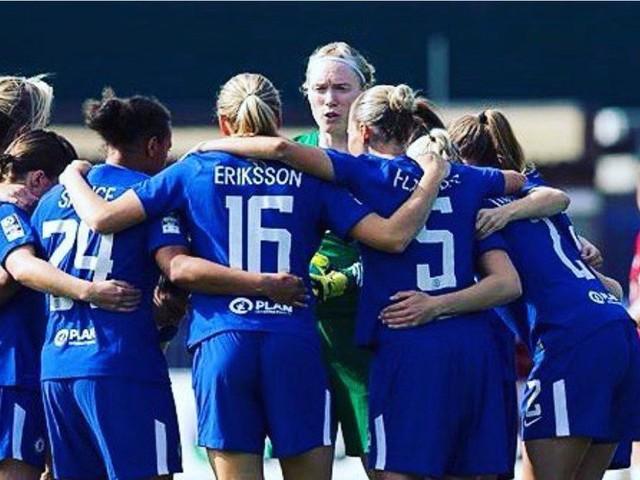 Chelsea LFC 6-0 Bristol City WFC, Women's Super League: Match Report
