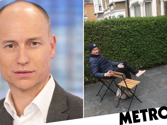 Labour MP told off by police for visiting his dad on his birthday