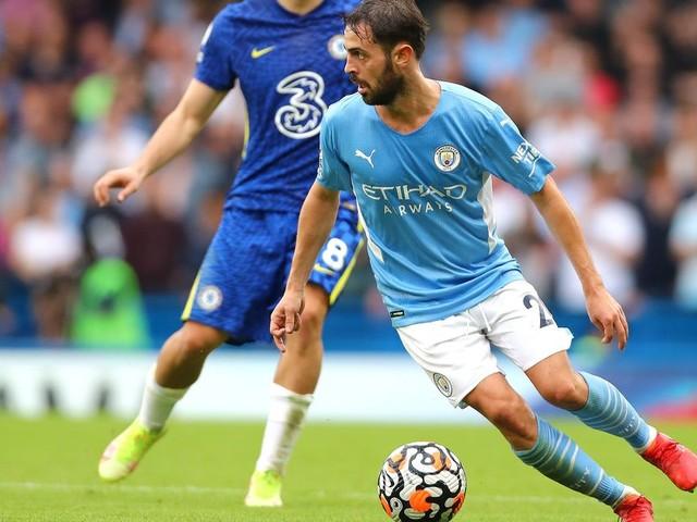 Pep Guardiola says Man City star Bernardo Silva is back at 'best player in England' level