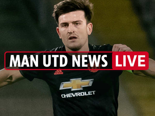 7am Man Utd news LIVE: Maguire wages pledge, Premier League return date UPDATE, Sancho LATEST, and Umtiti transfer